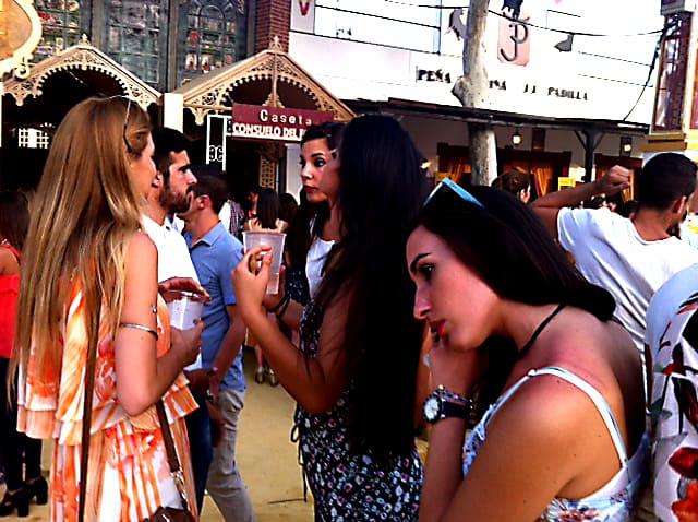 foto Feria praat