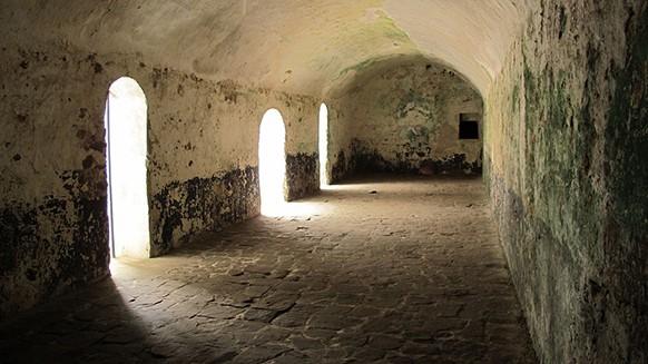 Hoerenhol Ghana Elmina Castle