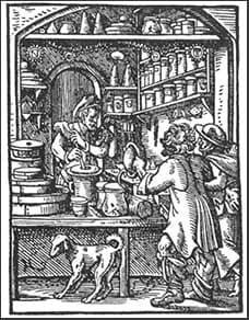 Apotheker 1568